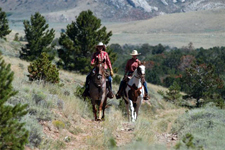 USA-Wyoming-Cochran Working  Ranch