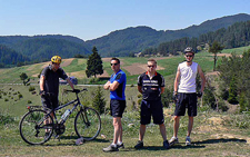 Bulgaria-Mountains-Mystic Rhodope Mountains - Road Cycling