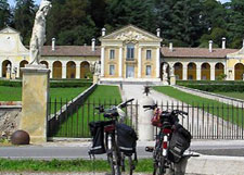 Italy-Veneto-Cycling through Veneto to Venice