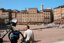 Italy-Tuscany-Florence, Siena and the Chianti