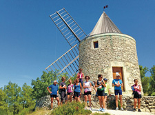 France-Provence-Cycling Avignon to Aigues Mortes