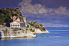 Greece-Corfu-On the tracks of Odyssey in Corfu