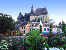 Romania-Transylvania-Castles and Saxon Heritage Cycling Tour