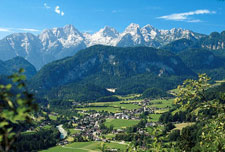 Austria-Kaernten-Enchanting Salzburg & The Saalach Valley