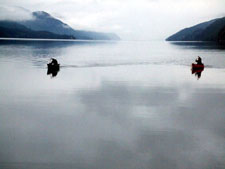 Scotland-Highlands-Loch Ness Canoeing Expedition