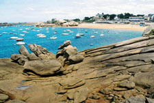 France-Brittany-Brittany's Emerald Coast