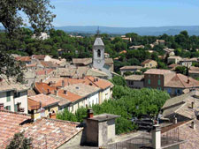 France-Provence-From Mont Ventoux to Chateauneuf du Pape