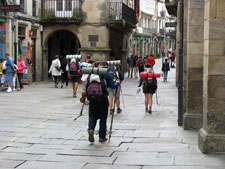 Spain-Galicia-St James Way - Sarria to Santiago (guided)