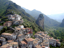 Italy-Basilicata-Pollino National Park and Maratea Coast
