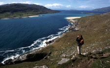 Scotland-Coast-Outer Hebrides and Skye Walk