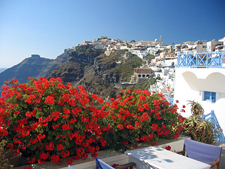 Greece Hiking Island Hopping Santorini Naxos Europe
