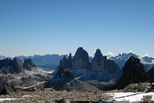 Italy-Northern Italy-Nature Park Hike in the Dolomites