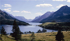 USA-Montana-Glacier-Waterton Multi-Sport