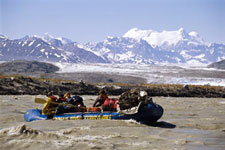 Canada-Yukon&Alaska-Rafting the Upper Alsek