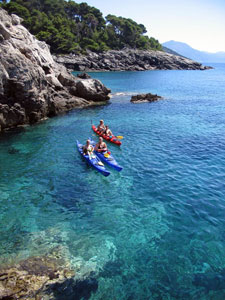 Croatia-Dalmatia-Sea-Kayaking the Islands of Croatia