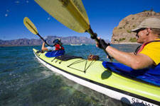 Mexico-Baja-Sea of Cortez Islands Kayaking