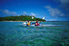 Tonga-South Pacific-Tonga Islands Kayaking - resort based