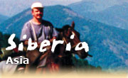Horseback riding vacations in Siberia