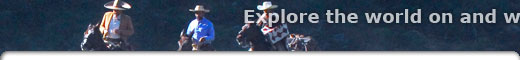 Equestrian tours in Mexico, Central Mexico