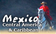 Horseback riding vacations in Mexico, Central Mexico