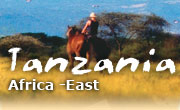 Horseback riding vacations in Tanzania