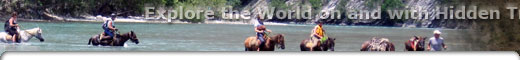 Equestrian tours in Albania