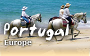 Horseback riding vacations in Portugal