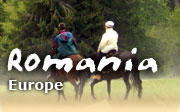 Horseback riding vacations in Romania
