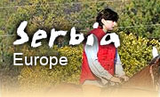 Horseback riding vacations in Serbia