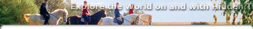 Equestrian tours in Spain, Central Spain
