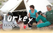 Horseback riding vacations in Turkey, Cappadocia
