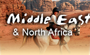 Horseback riding vacations in Middle East