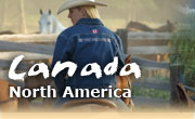 Horseback riding vacations in Canada