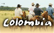 Horseback riding vacations in Colombia, Andean