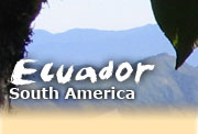 Horseback riding vacations in Ecuador
