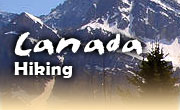 Hiking vacations in Canada, British Columbia