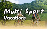 MultiSport vacations in Mexico, Central Mexico