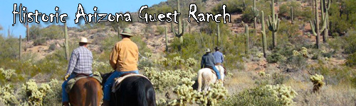 Historic Arizona Guest Ranch