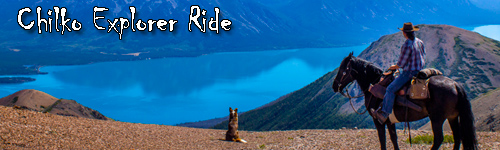 Chilko Explorer Ride