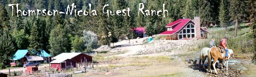 Thompson-Nicola Guest Ranch