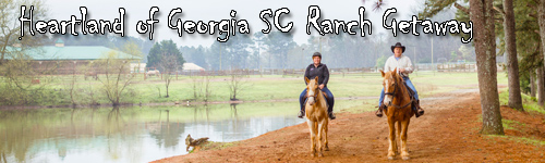 Heartland of Georgia SC Ranch Getaway