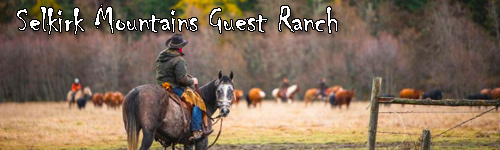 Selkirk Mountains Guest Ranch
