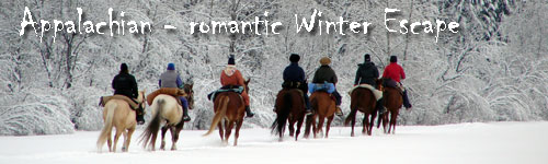 Appalachian Romantic Winter Escape