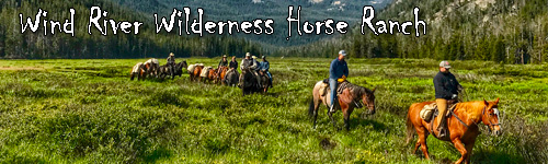 Wind River Wilderness Horse Ranch