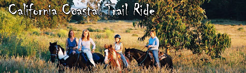 California Coastal Trail Ride