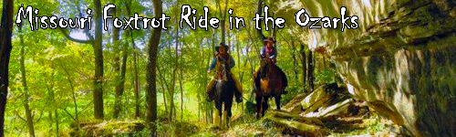 Missouri Foxtrot Ride in the Ozarks