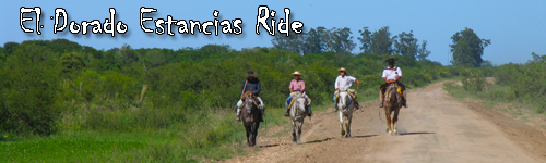 El Dorado Estancias Ride