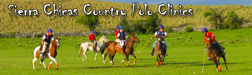 Sierra Chicas Country Polo Clinics