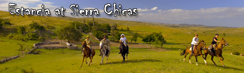 Estancia at Sierra Chicas