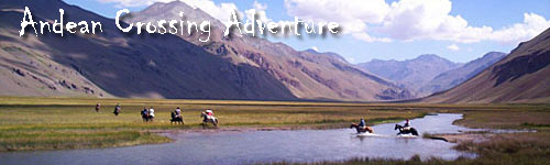 Andean Crossing Adventure